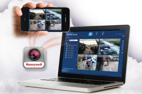 Honeywell per hosting video Maxpro Cloud 3.0