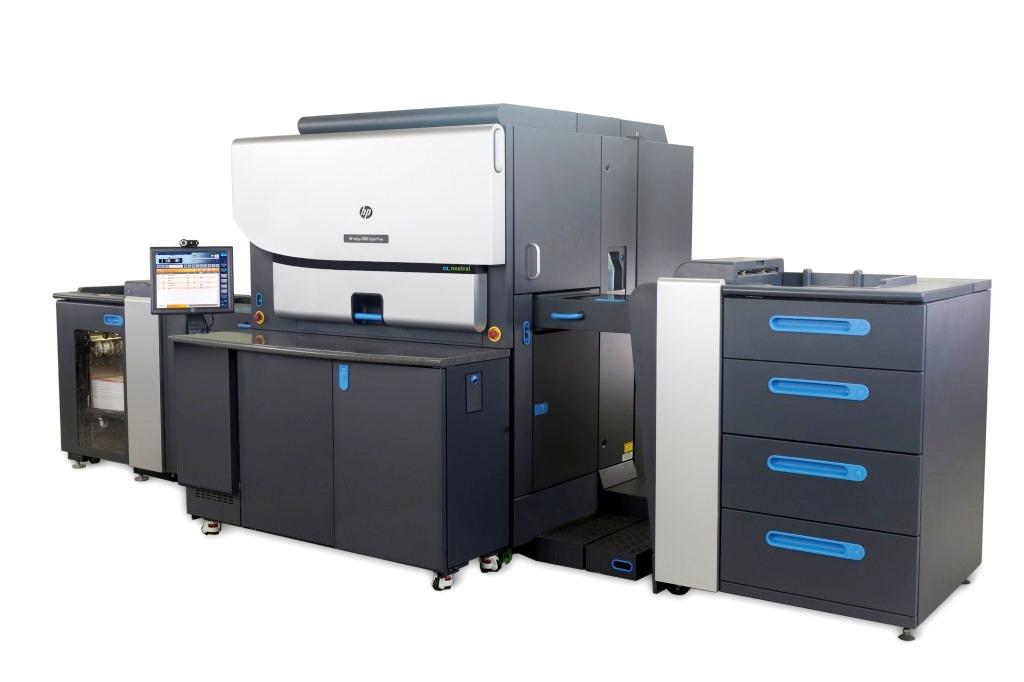Più produttività e qualità con nuove macchine da stampa digitale HP Indigo