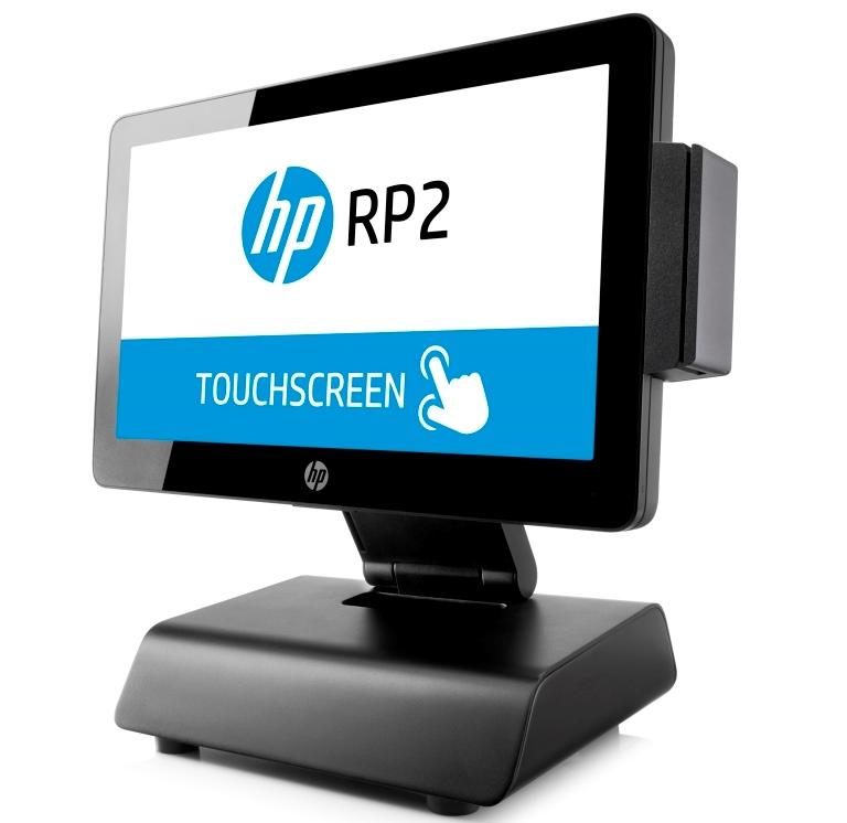 Avanguardia HP nei sistemi POS per retail