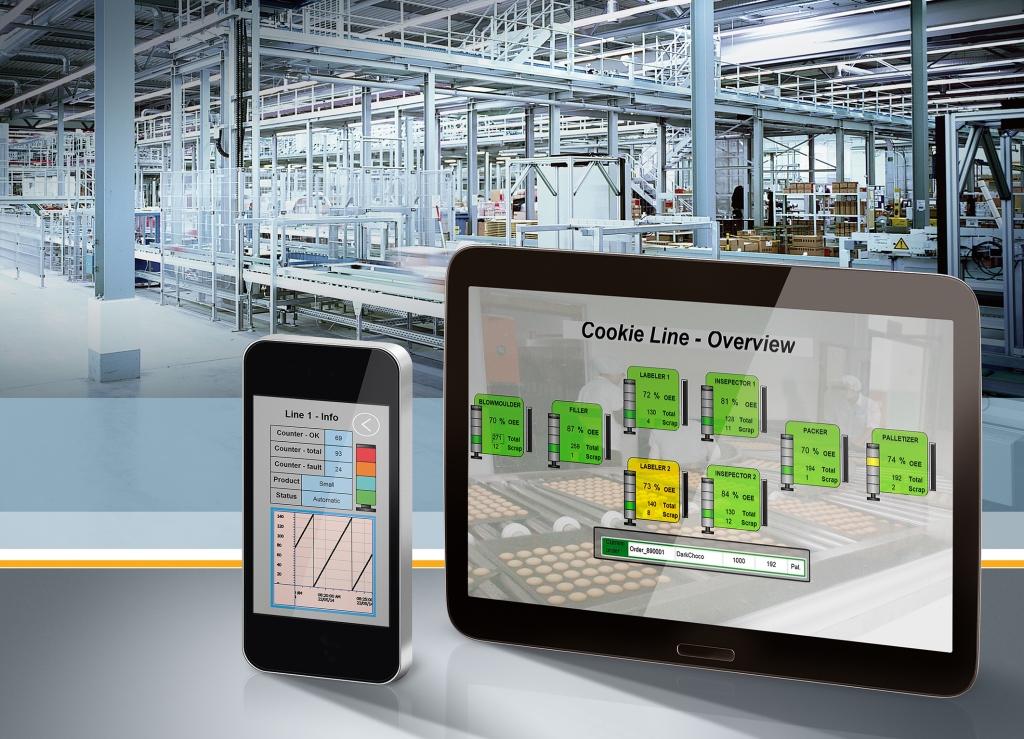 Software Siemens Scada diventa mobile