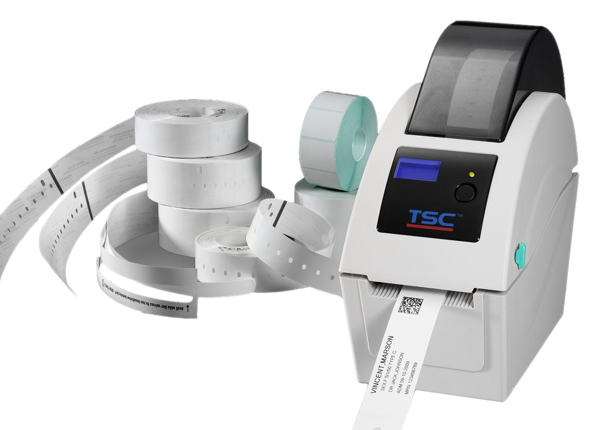 Nuove stampanti dirette termiche TSC a 300 dpi