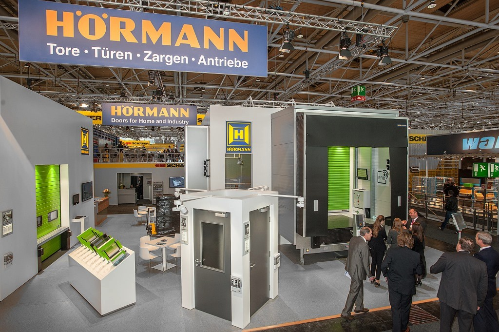 Hoermann al CeMAT Fiera mondiale intralogistica