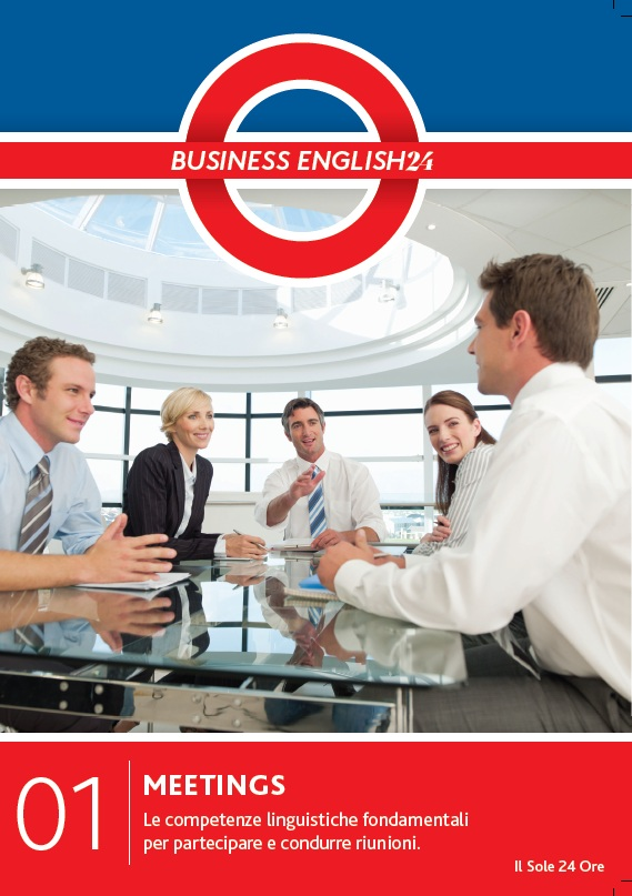 Corso inglese multimediale Business English24 del Sole 24 Ore