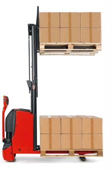 Carrello versatile Linde per la logistica leggera