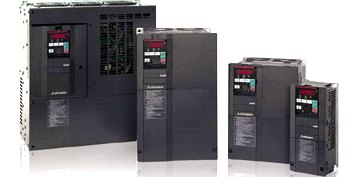 Mitsubishi Electric Frequency Inverters FR-A800