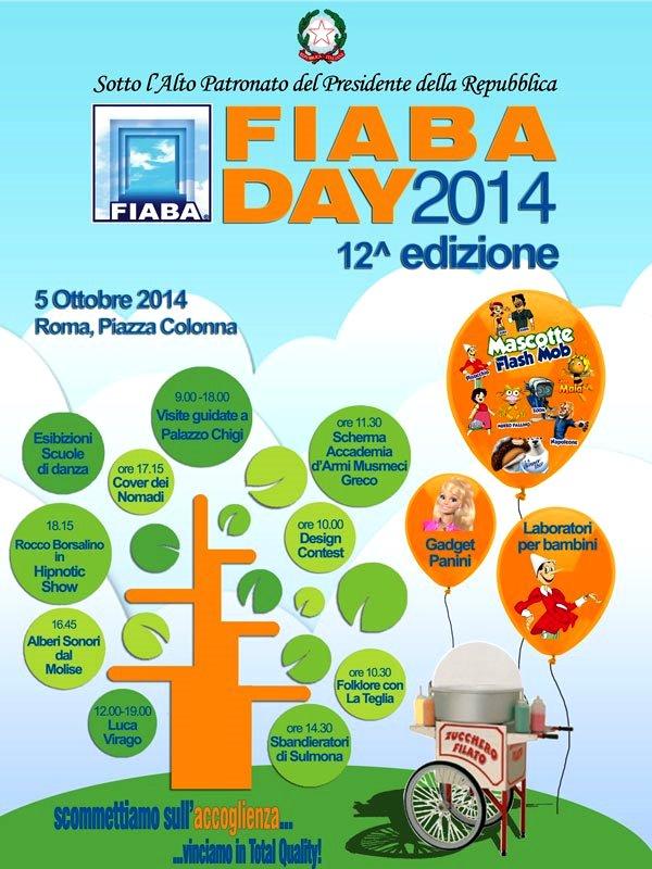 FIABADAY Roma per Abbattimento delle Barriere Architettoniche