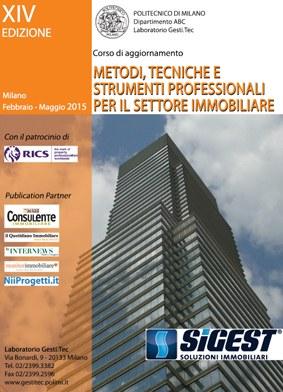 Metodi, tecniche e strumenti professionali per settore immobiliare