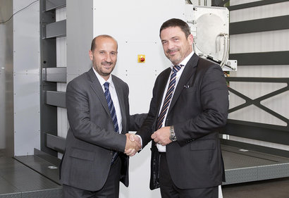 HP Collaborates with KBA to Develop High-volume Inkjet Solutions