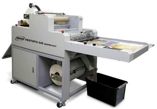 Plastificatrice PRIMA per album e cataloghi stampati digitali