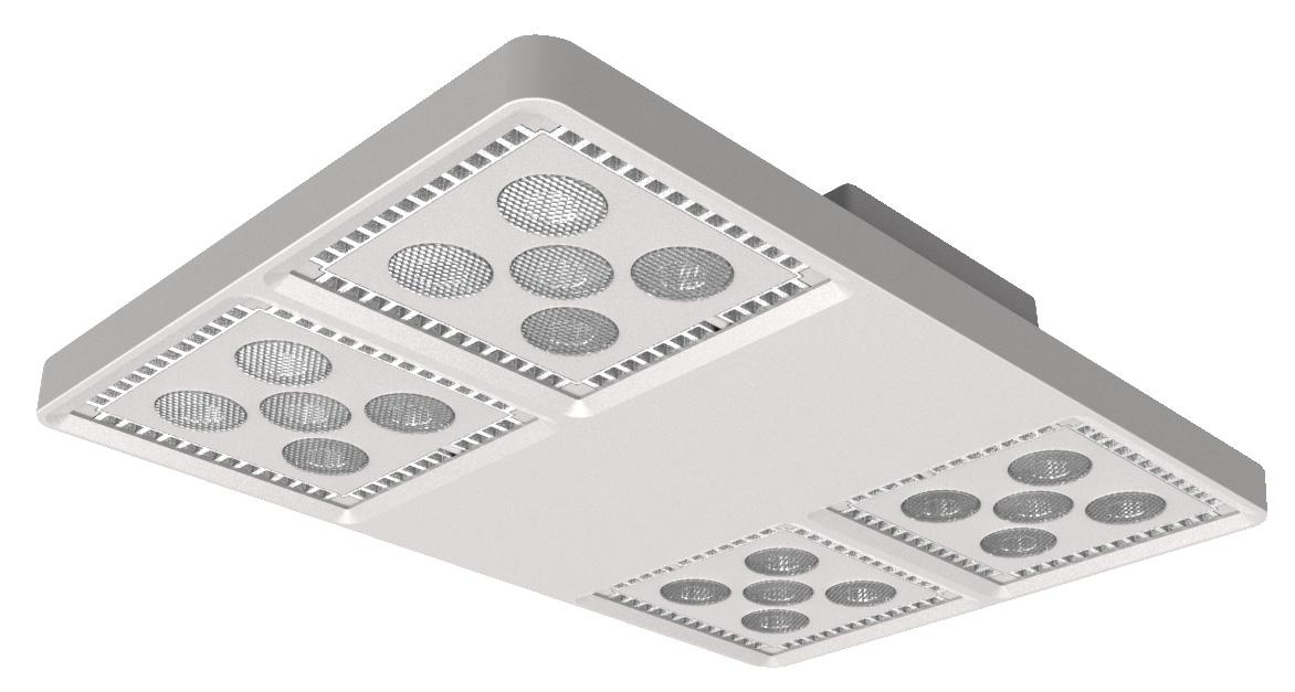 Smart[4] di Gewiss: Certificazione DIN 18032-3 per installazione in palestre