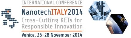NanotechItaly 2014 showcases nanotechnologies