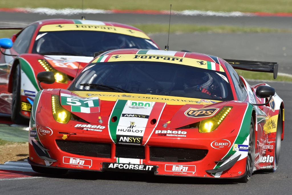 ANSYS Simulation Helps Ferrari Cruise To Victory
