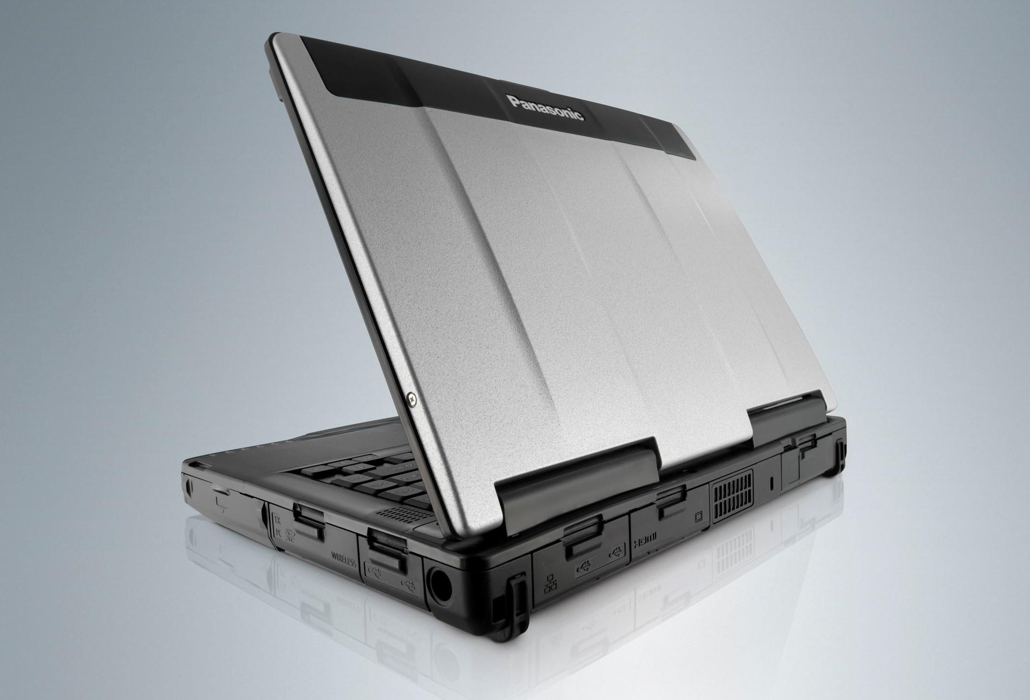 Notebook Panasonic Toughbook CF-53 migliora le prestazioni