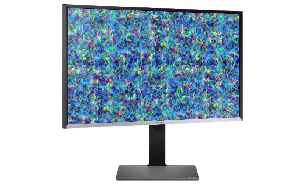 Monitor Samsung UHD UD970: massima risoluzione immagini