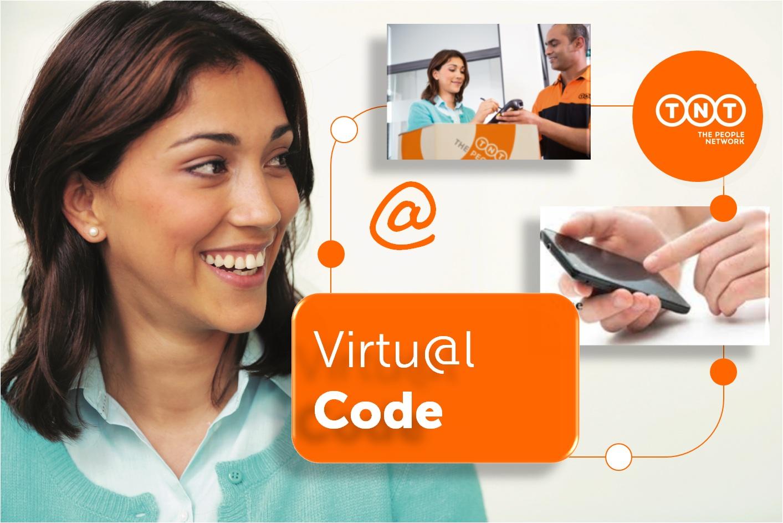 Virtual Code di TNT per spedizioni self service via telefono