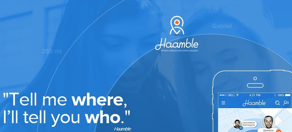 Haamble primo Urban Social Network italiano