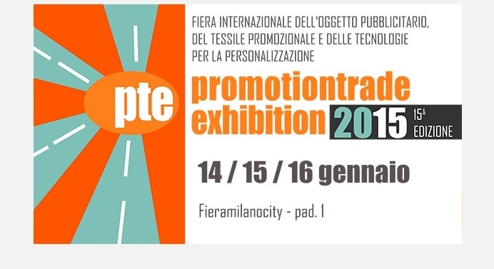 PTE Promotiontrade Exhibition 2015