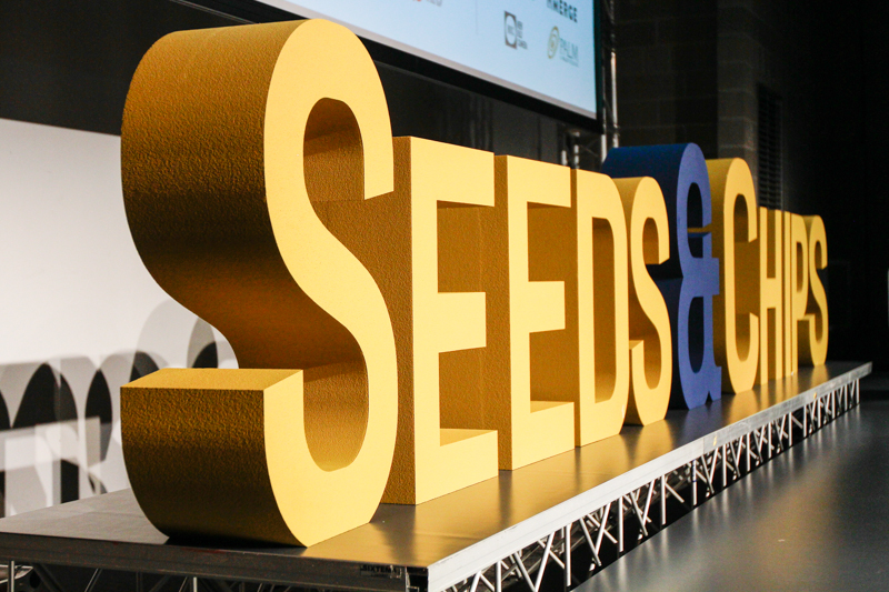 Seeds and chips: salone aziende e start up digitali filiera agroalimentare