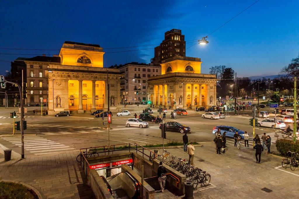 100.000 corpi illuminanti ITALO di AEC illuminano Milano