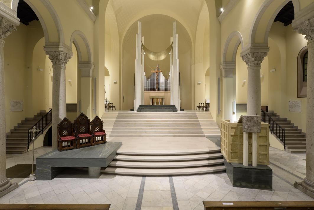 Margraf per il Duomo di Monfalcone