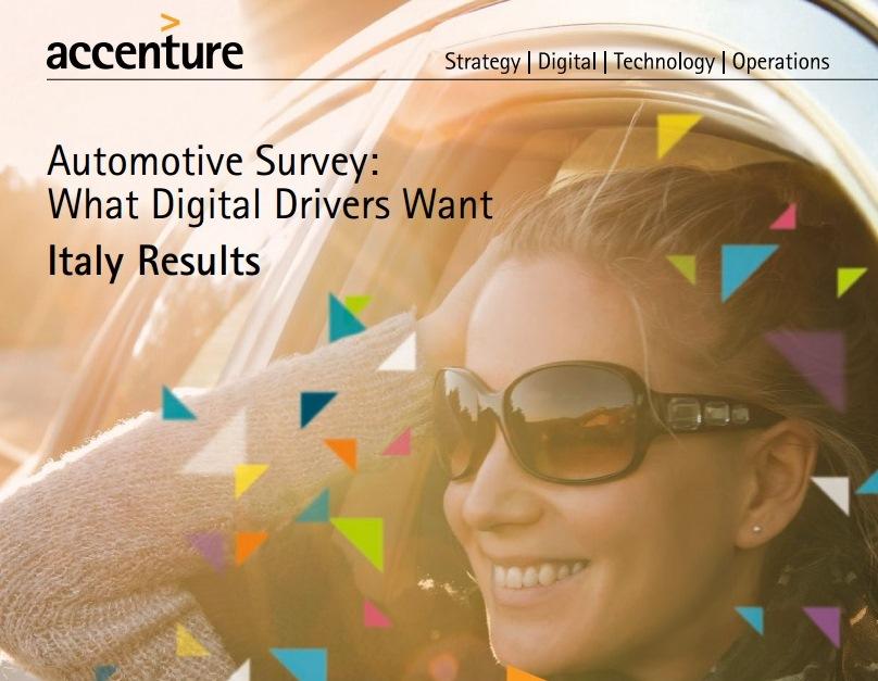 70% italiani effettuerebbe online fasi di acquisto dell'automobile