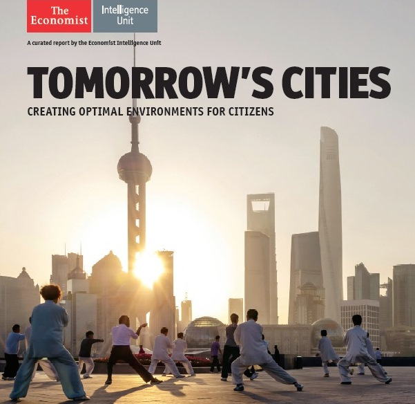AkzoNobel and The Economist Intelligence Unit publish future cities report