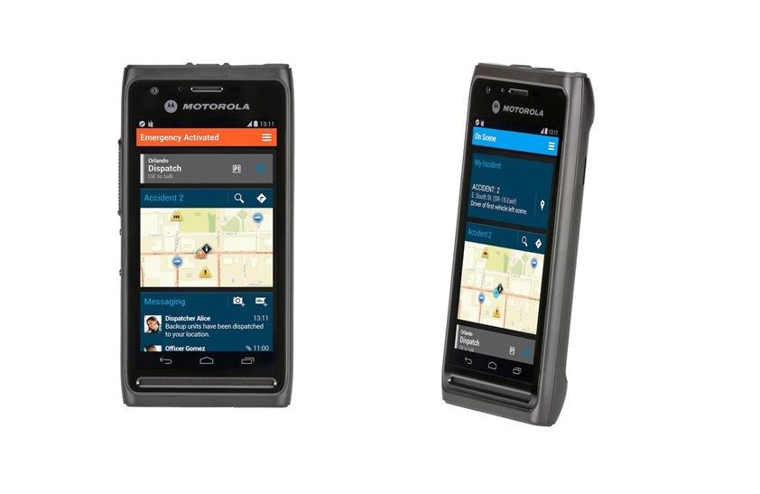 Motorola Solutions ha riprogettato la radio ATEX
