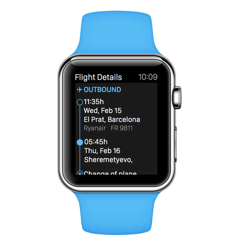 eDreams e Apple Watch: avanguardia tecnologica al settore viaggi