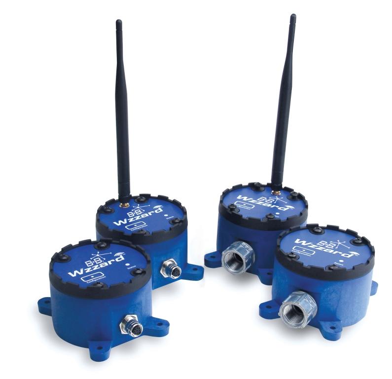 Wzzard Intelligent Sensing piattaforma di connettività con sensore wireless per IoT