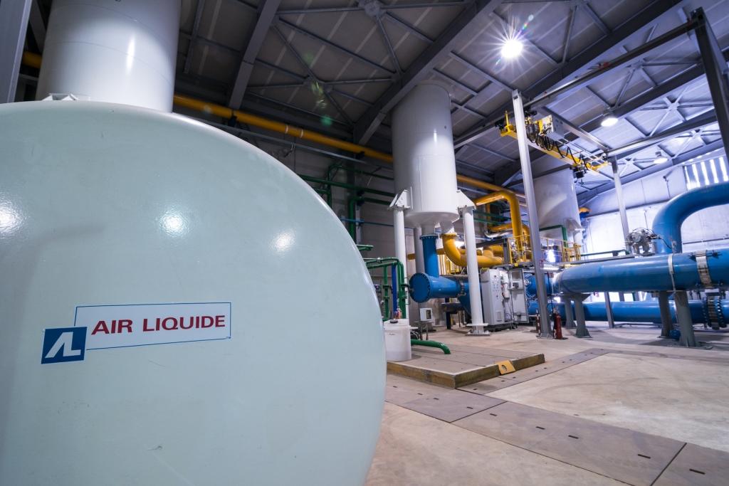 Air Liquide inaugura due nuovi impianti presso Ferriere Nord a Osoppo