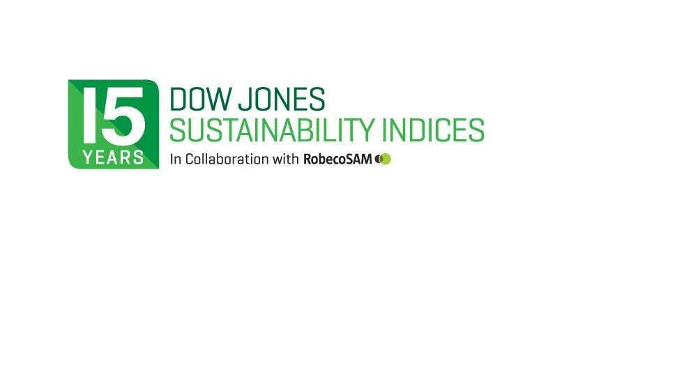 Results Announced for 2015 Dow Jones Sustainability Indices Review