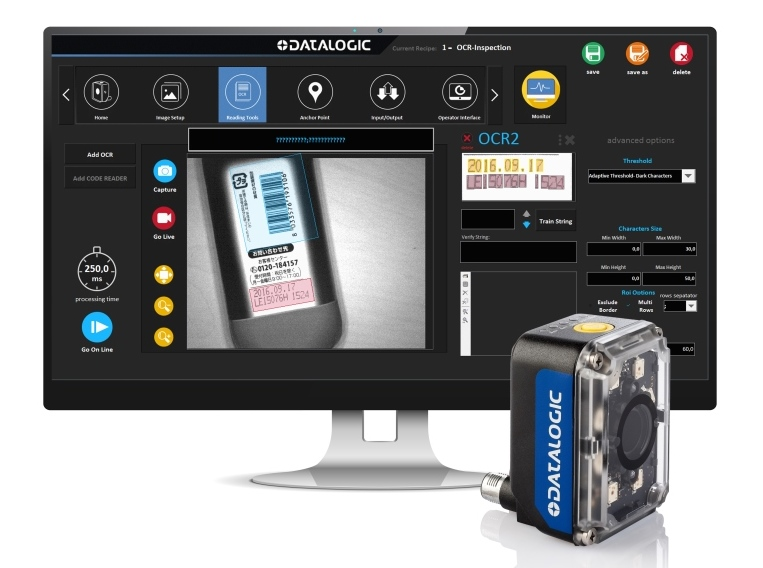 Datalogic Launches IMPACT+ OCR