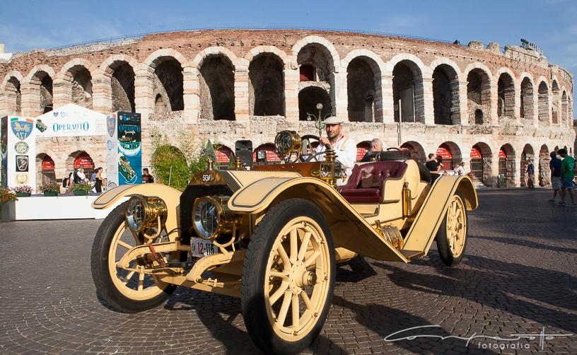 Museo Nicolis promuove Verona, il territorio e la passione delle auto d'epoca