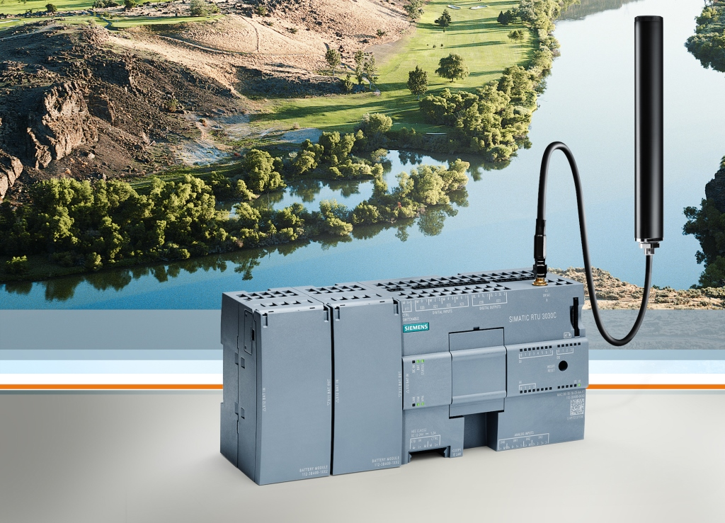 Remote Terminal Unit (RTU) autosufficienti di Siemens per monitoraggio wireless