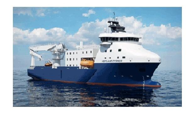 Wärtsilä Ship Designs increasingly important for wind farm operations