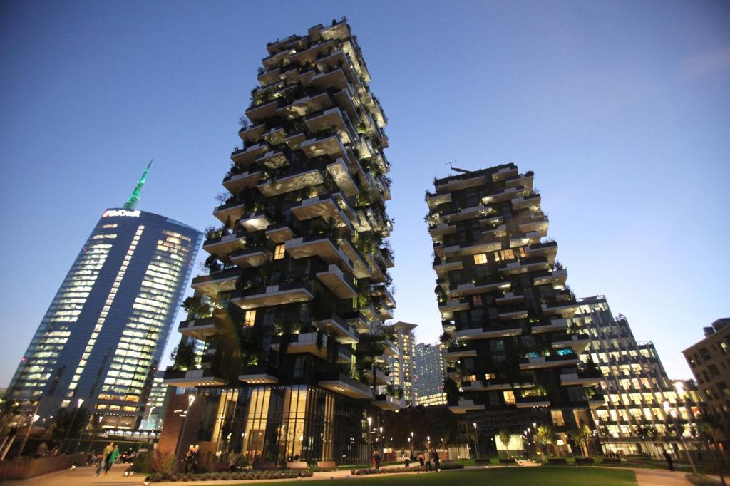 L'Energia Positiva di Vimar sul grattacielo più bello al mondo