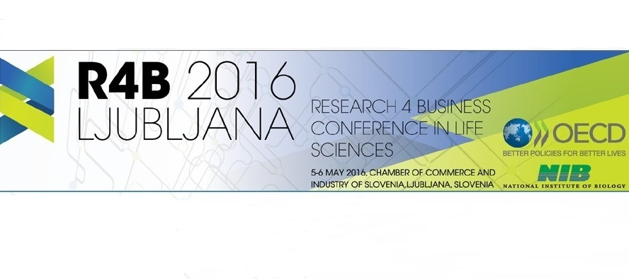 1st regional Research 4 Business Conference 2016 in Life Sciences