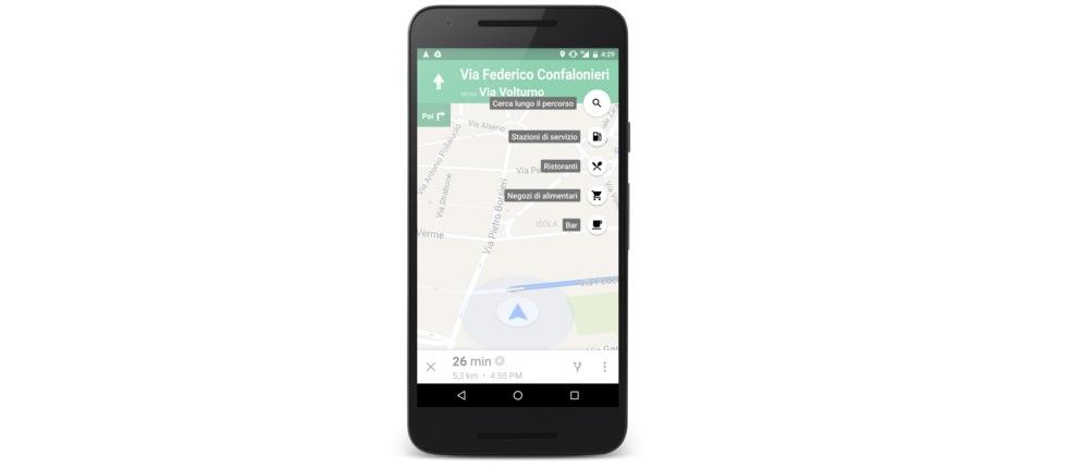 Viaggi no stress con Aggiungi Fermata su Google Maps