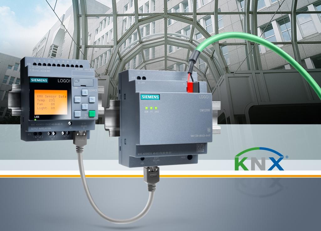 Siemens bus di sistema KNX per automazione