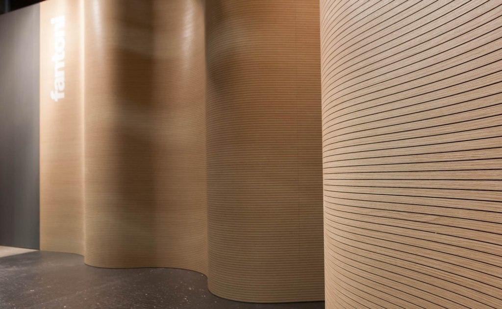 Soluzioni fonoassorbenti e design Fantoni