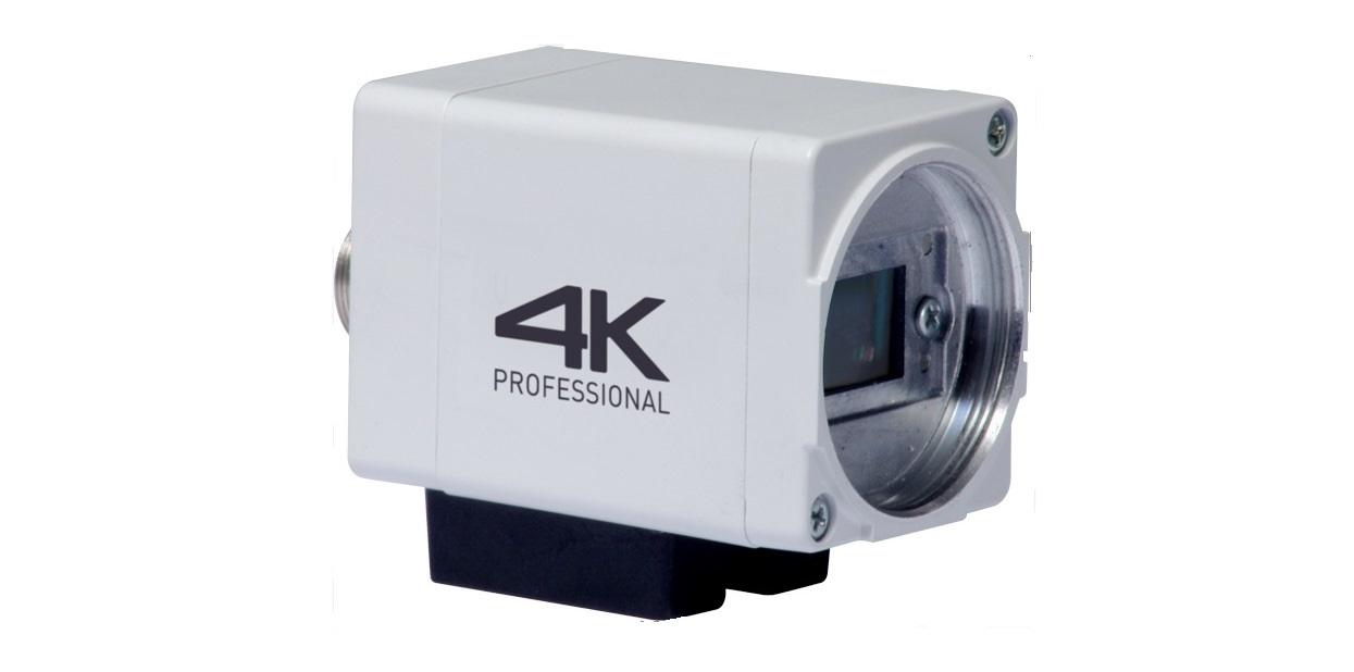 Nuova microcamera Panasonic IMV