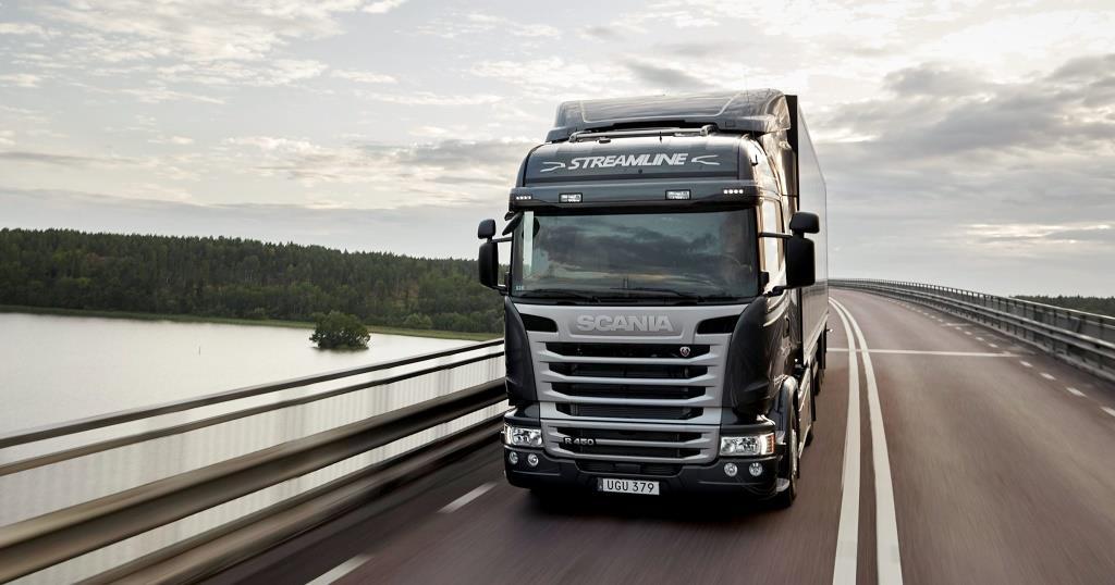 Scania Rapporto Impatto Ambientale per trasporti e logistica