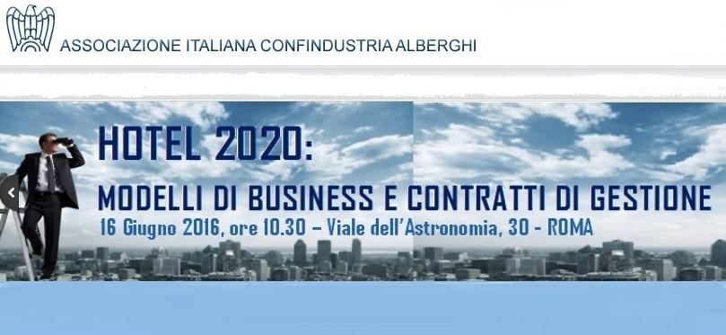 Hotel 2020 alberghi confindustria modelli di business for Confindustria alberghi