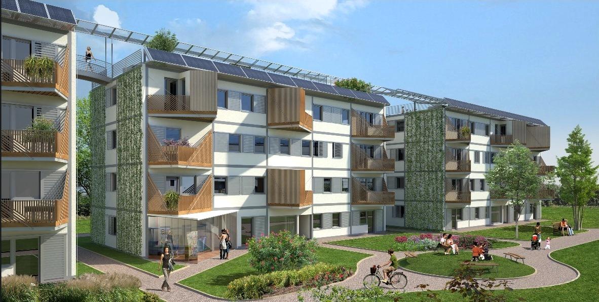 Legno e acciaio: nuova tecnologia per edilizia sostenibile