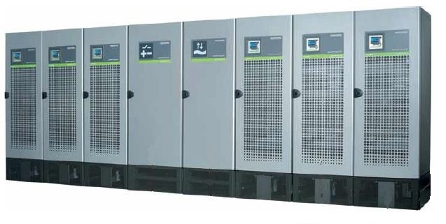 New range of scalable UPS up to 1.2 MW from SOCOMEC