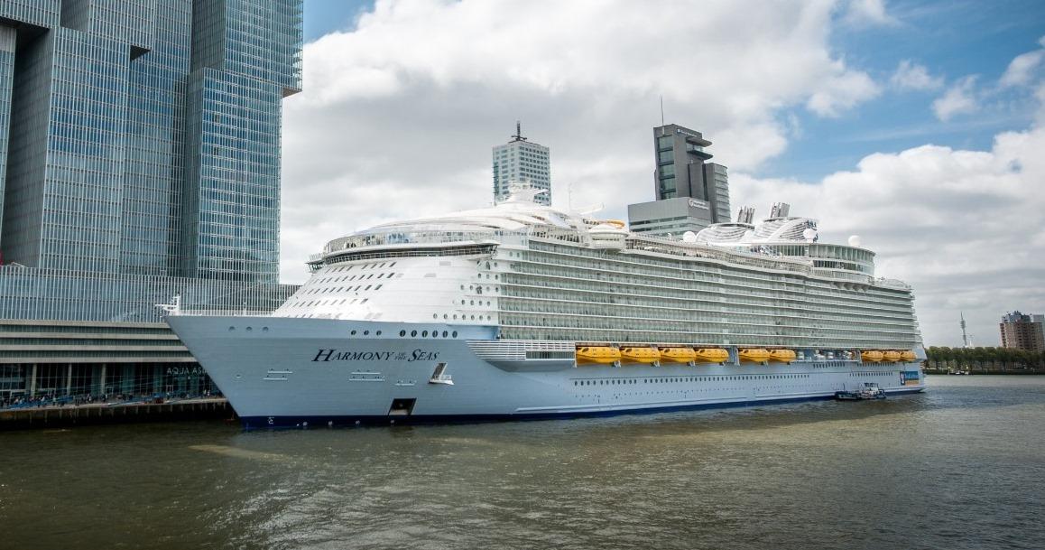 Wärtsilä powers the world's largest cruise ship