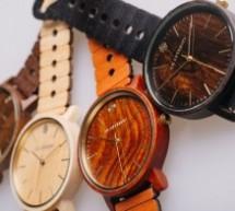 AB Aeterno: eco-orologi in legno