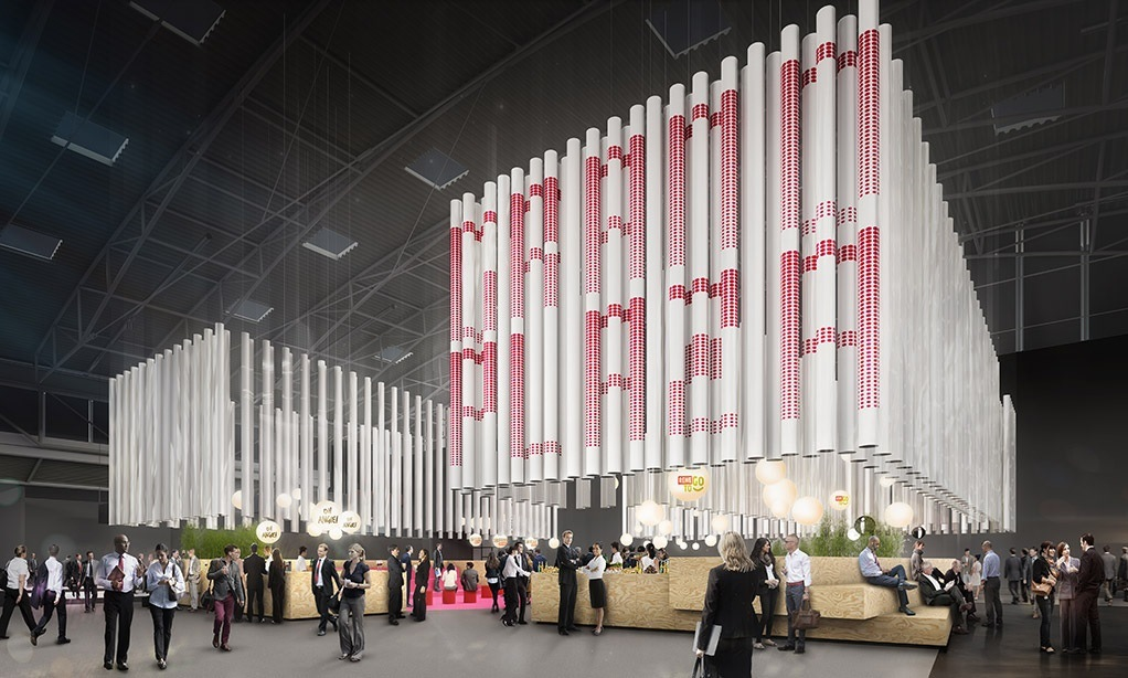 Expo Real: New Centerpiece Grand Plaza for Retail Trade