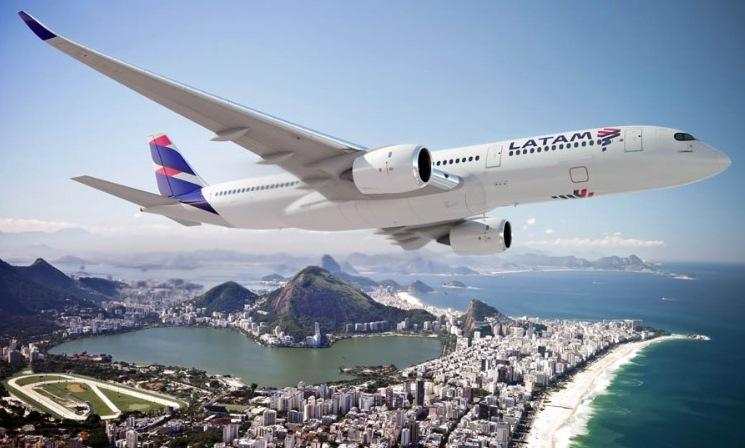 LATAM Airlines Group: Rapporto di Sostenibilità 2015