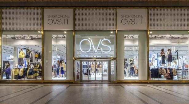 Punti vendita OVS con digital payment contactless